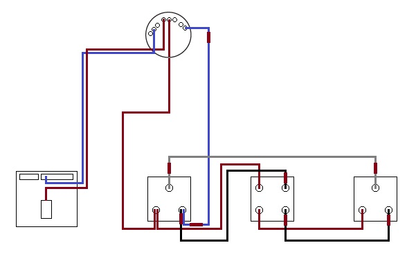 Intermediate Switch intermediate switch wiring diagram pdf circuit and schematics intermediate switch wiring diagram at edmiracle.co